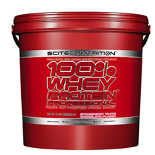 Scitec Whey Protein Professional, 5000 g