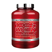 Scitec 100% Whey Protein Professional 2,35 kg