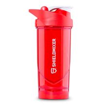 Shieldmixer HERO PRO, Logo Red, 700 ml
