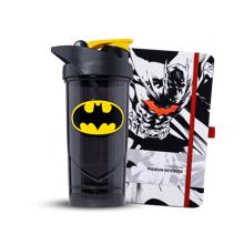 Shieldmixer, Batman Classic, 700 ml + Batman Notebook GRATIS