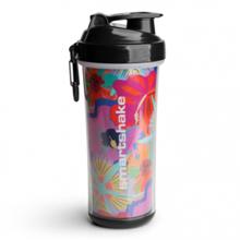 Double Wall Shaker, Flower Power, 750 ml