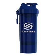 SmartShake Original2Go One, Navy Blue, 800 ml