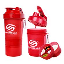 SmartShake Neon Red, 400 ml