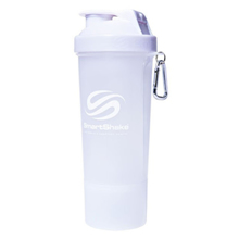 SmartShake Slim Neon White, 500 ml