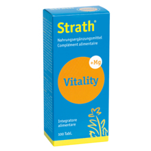 Strath Vitality +Mg, 100 tableta