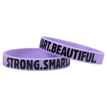 Motivationsarmband, Strong Smart Beautiful