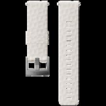 Suunto zamenljiv pašček, silikonski, Sandstone/Gray