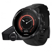 Suunto 9 Baro, Black, HR