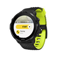 Suunto 7, Black Lime