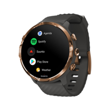 Suunto 7, Graphite Copper