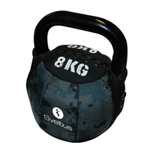 Weiche Kugelhantel, 8 kg