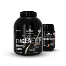 The Beef, 1,8 kg + AminoRage, 250 g GRATIS