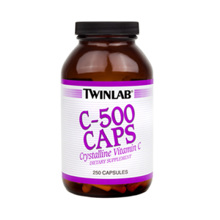 Vitamin C 500 mg, 250 kapsul