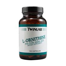 L-Ornithin, 100 Kapseln