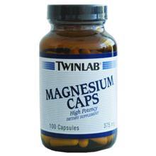 Magnezij 375 mg, 100 kapsula