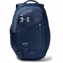 UA Hustle 4.0 Backpack, Navy