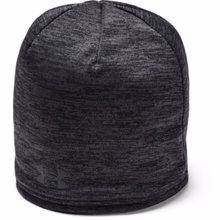 UA Storm Fleece Beanie, Black/Jet Grey