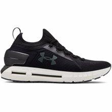 UA HOVR Phantom SE Shoes, Black/White