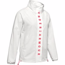 UA RECOVER Woven Women's Jacket, White
