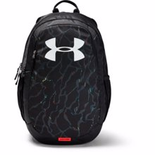 UA Youth Scrimmage 2.0 Backpack, Black/Black