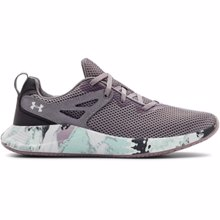 UA Women's Charged Breathe Trainer 2 Marble Training Shoes, Purple
