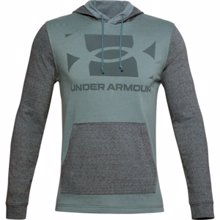 UA Sportstyle Terry Hoodie, Linchen Blue