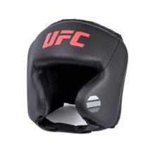 UFC Open Face Training Head Gear, Black