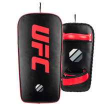 UFC Contender Muay Thai Pad, Black/Red