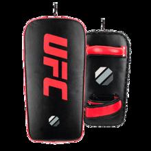 UFC Contender Muay Thai Pad, Black/Red