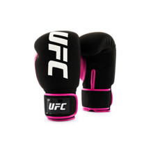 UFC PRO Washable Fitness Gloves, Pink