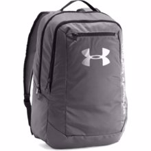 UA Hustle LDWR Backpack, Graphite