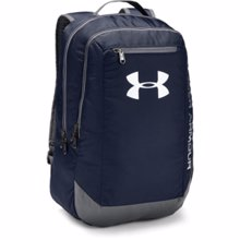 UA Hustle LDWR Backpack, Navy