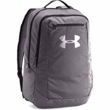 UA Hustle Backpack, Grey
