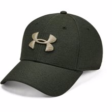 UA Blitzing 3.0 Cap Heathered, Green/Gold
