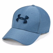 UA Blitzing 3.0 Cap Heathered, Royal Blue