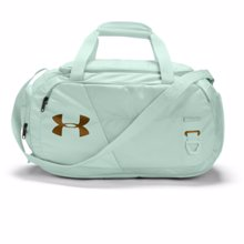 UA Undeniable 4.0 Extra Small Duffle Bag, Seaglass Blue