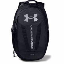 UA Hustle 5.0 Backpack Black/Silver