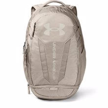 UA Hustle 5.0 Backpack Highland Buff/Summit White