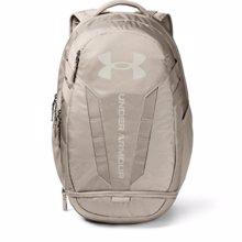 UA Hustle 5.0 Backpack Highland Buff/Summit White