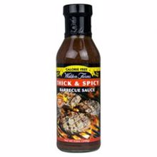 Barbecue Sauce, Calorie Free, 340 g