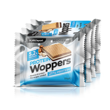 Protein Woppers, 25 g, 3+1 GRATIS