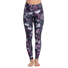 Bloom Leggings, Plum