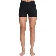 Eclipse Shorts, Black