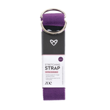 ZOE, My Workout Stretching Strap, Purple