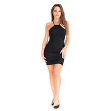 Savage Dress, Black
