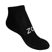 Zoe Active Plus Socks, Black