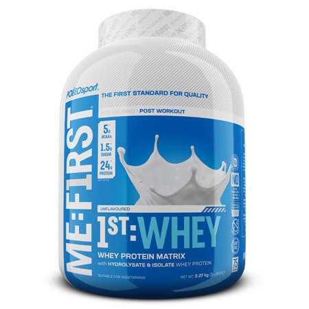 1st Whey, 2270 g, Unflavoured