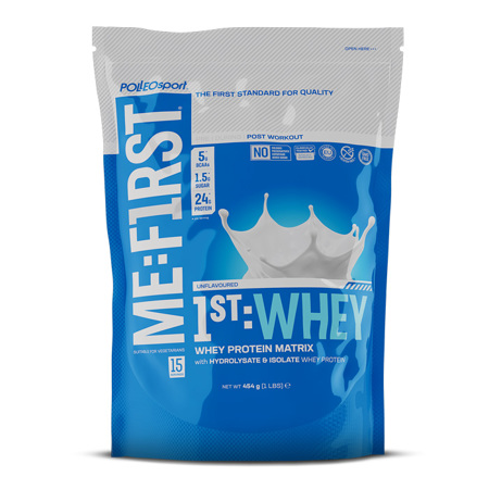 1st Whey, 454 g, Unflavoured