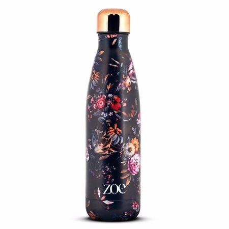 Zoe Edelstahl Isolierte Wasserflasche, Venus, 500 ml