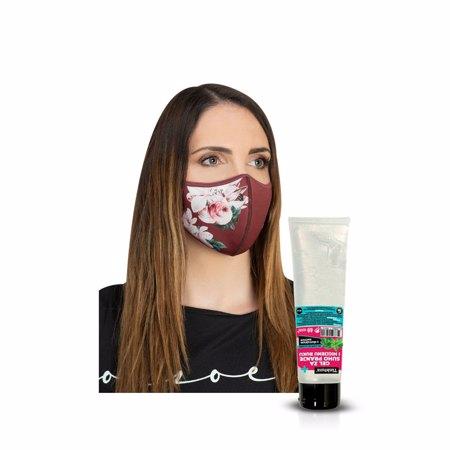 Zoe Gardenia Face Mask + Tinktura gel dezinfekciju ruku, 150 ml GRATIS